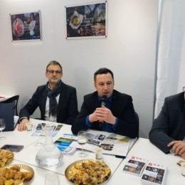 François Purseigle lors du petit-déjeuner de presse de la Chaire In'FAAQT au SIA 2020
